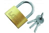 N02130 Lock réz lakat vékony 30 mm