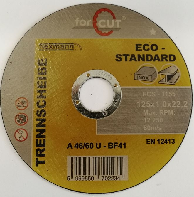 Vágókorong Forcuit/Standard